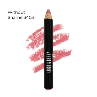 Lord & Berry 20100 Maximatte Crayon Lipstick Without Shame 3403