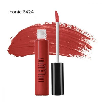 Lord & Berry Timeless Kissproof Lipstick Iconic 6424
