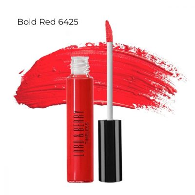 Lord & Berry Timeless Kissproof Lipstick Bold Red 6425