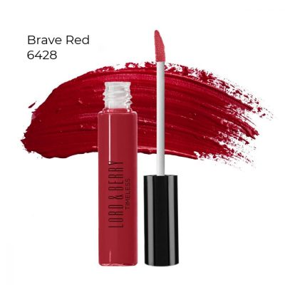 Lord & Berry Timeless Kissproof Lipstick Brave Red 6428