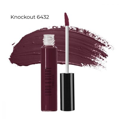 Lord & Berry Timeless Kissproof Lipstick Knockout 6432