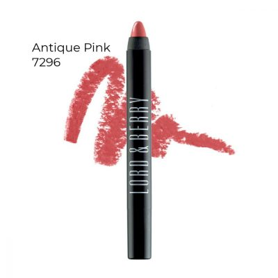 Lord & Berry 20100 Shining Crayon Lipstick Antique Pink 7296